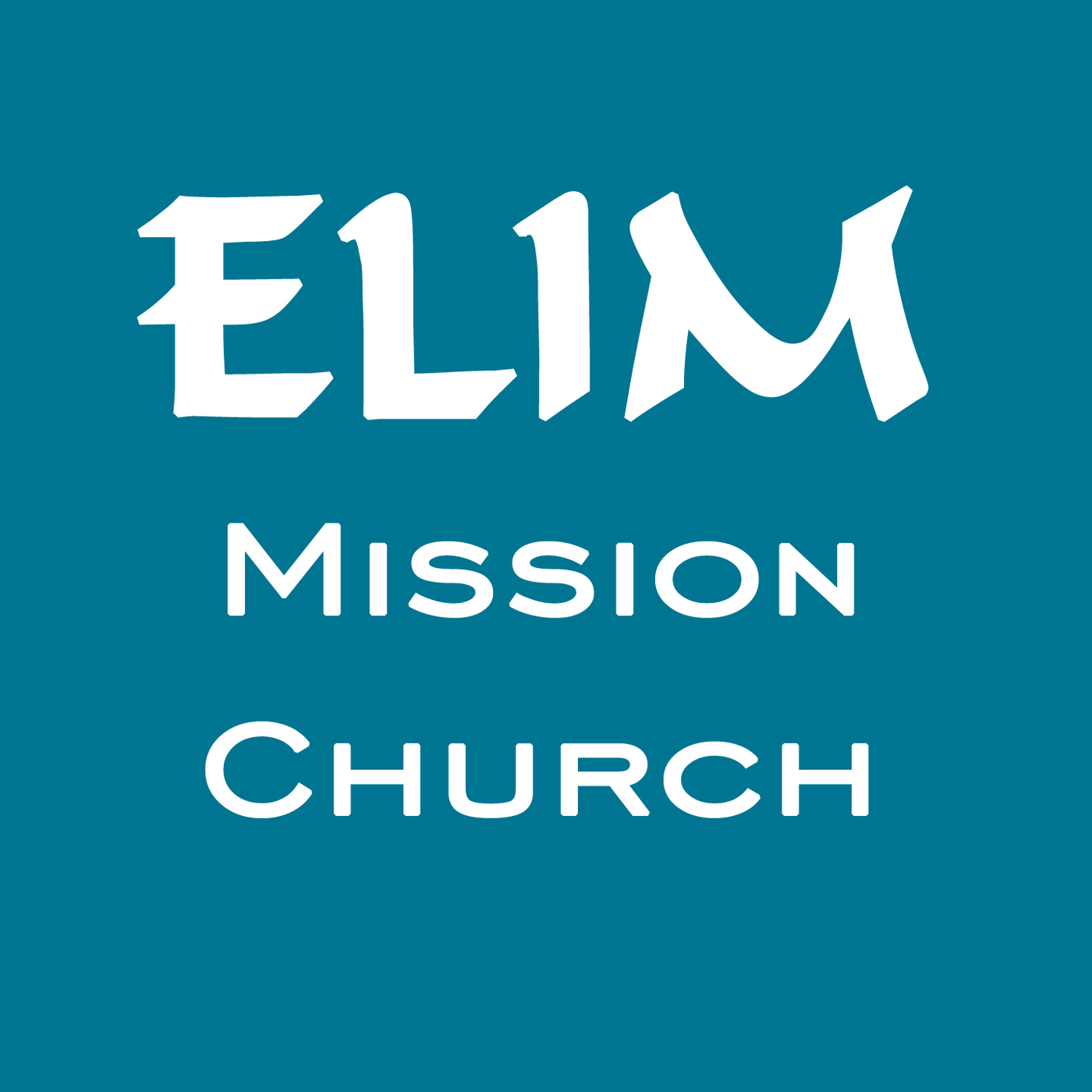 Elim Mission Podcasts