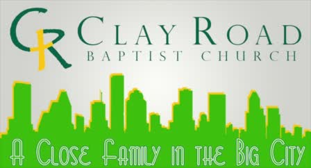 Clay Road Baptist Church | Home